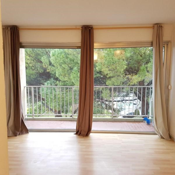 Rental apartment Aix en provence 499€ CC - Picture 1