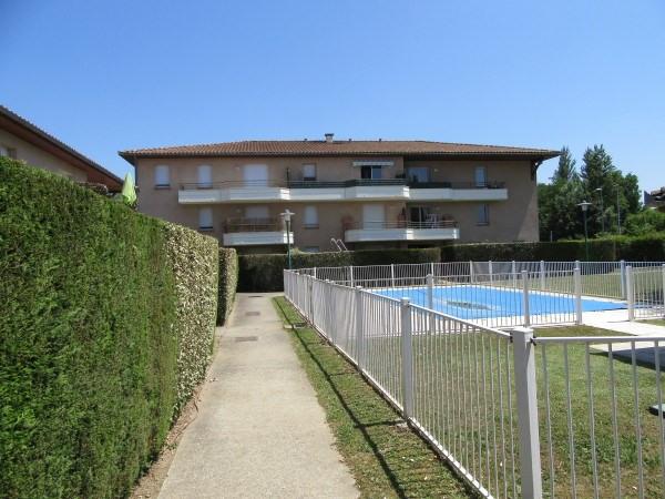 Rental apartment Muret 601€ CC - Picture 1