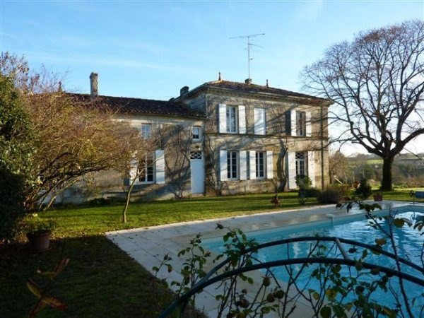 Vente maison / villa Saint-fort-sur-gironde 468000€ - Photo 2