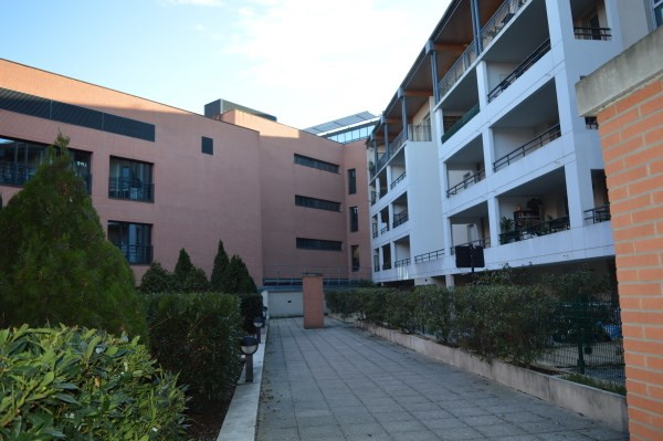Rental apartment Toulouse 615€ CC - Picture 2