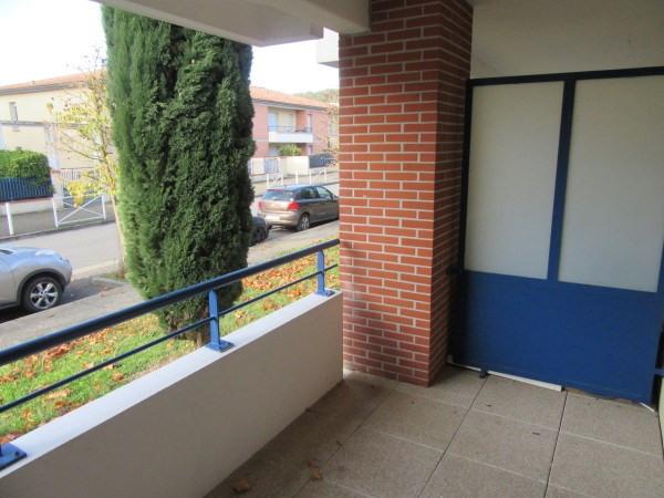 Rental apartment Tournefeuille 555€ CC - Picture 4