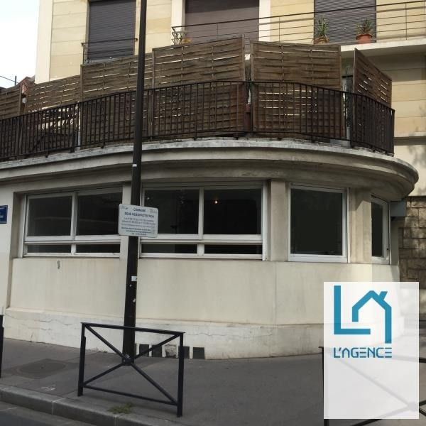 Location local commercial Paris 2 317€ HT/HC - Photo 1