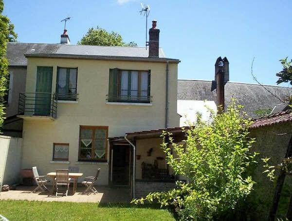 Sale house / villa Henrichemont 110000€ - Picture 1