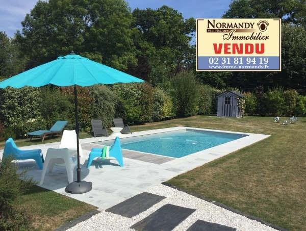 Deluxe sale house / villa Villers sur mer 638000€ - Picture 2