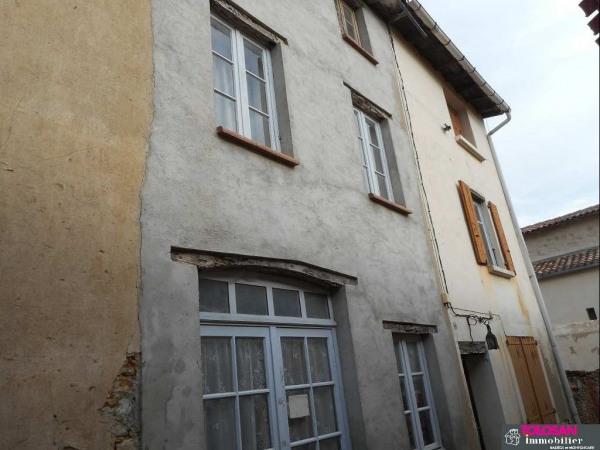 Maison de village à restaurer en partie