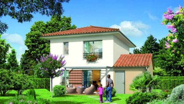 Location maison / villa Gratentour 718€ CC - Photo 1