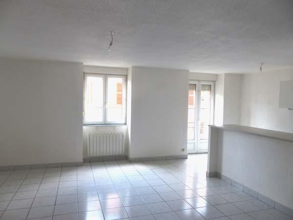 Location appartement Bourgoin jallieu 520€ CC - Photo 1