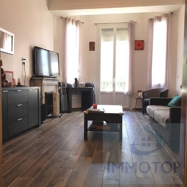 Vente appartement Menton 450000€ - Photo 1