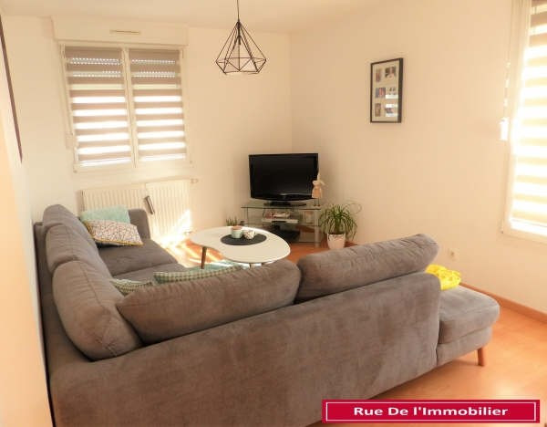 Vente appartement Mommenheim 180 000€ - Photo 1