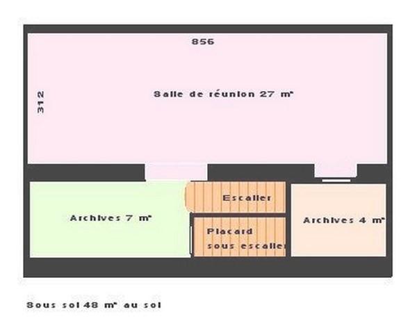 Revenda residencial de prestígio casa Puteaux/centre ville 1150000€ - Fotografia 4