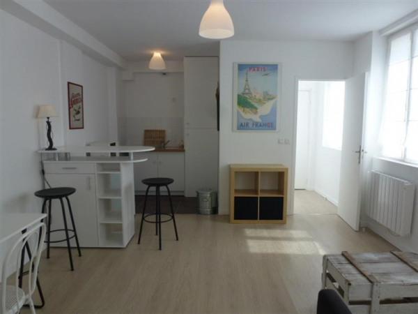 Appartement F2 meublé