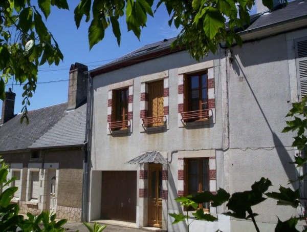 Sale house / villa Henrichemont 110000€ - Picture 3
