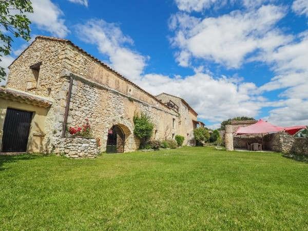 Vente de prestige maison / villa Uzes 1050000€ - Photo 7
