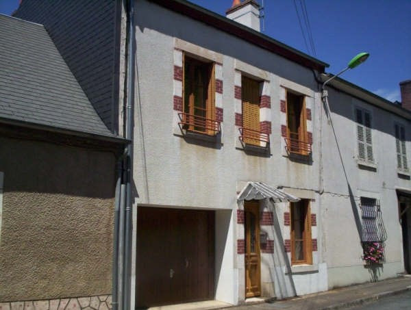 Sale house / villa Henrichemont 110000€ - Picture 6