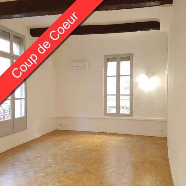 Location appartement Aix en provence 950€ CC - Photo 1