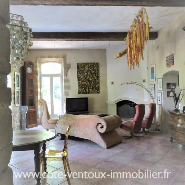 Vente de prestige maison / villa Mazan 570000€ - Photo 2