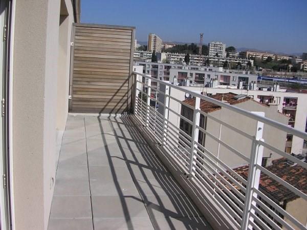 Rental apartment Marseille 5ème 478€ CC - Picture 2