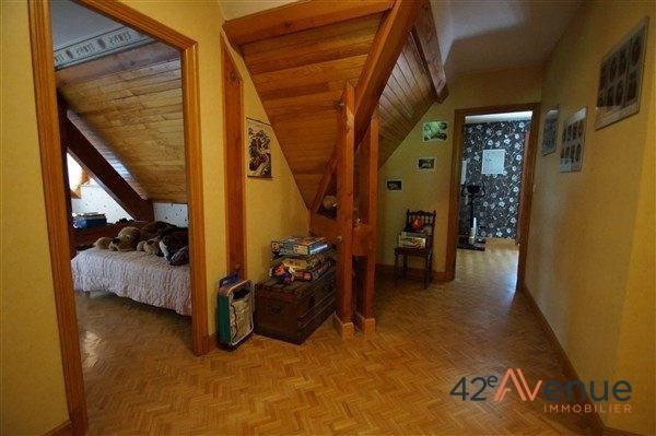 Venta  casa La tour-en-jarez 420000€ - Fotografía 12