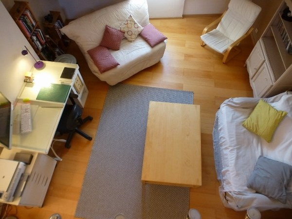 Rental apartment Fontainebleau 826€ CC - Picture 26