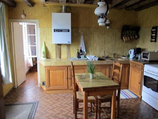 Vente maison / villa Breteuil 137 500€ - Photo 2