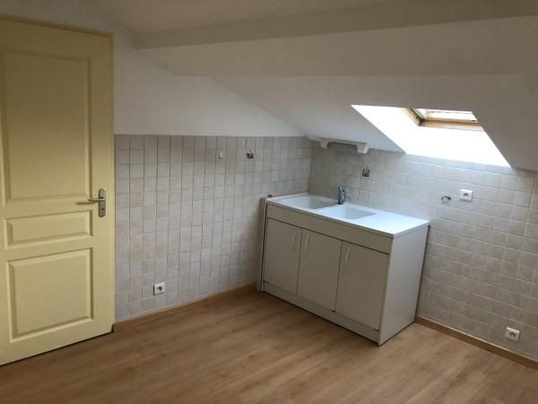 Rental apartment Bourgoin jallieu 390€ CC - Picture 2