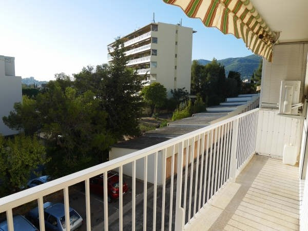 Sale apartment Toulon 160 000€ - Picture 1