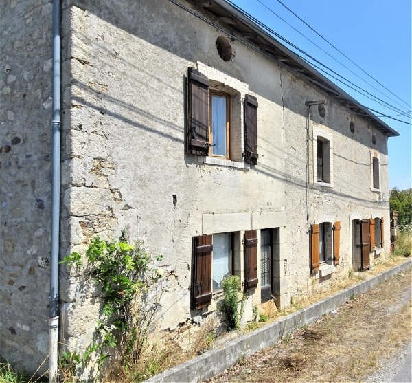 Investment property house / villa Royeres 96000€ - Picture 2