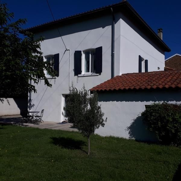 Vente maison / villa Estrablin 310000€ - Photo 1