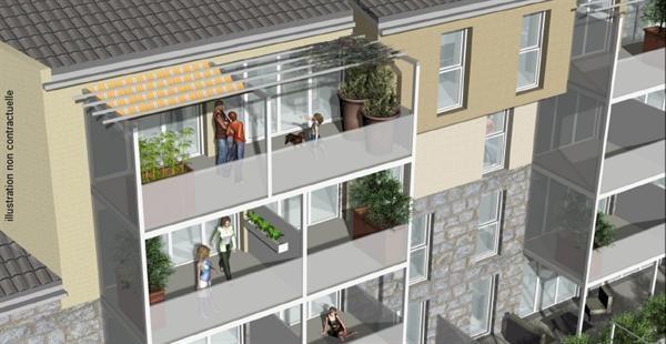 Vendita nuove costruzione Saint-étienne  - Fotografia 3