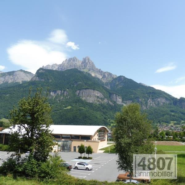 Location appartement Sallanches 586€ CC - Photo 1