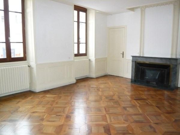 Rental apartment Bourgoin jallieu 840€ CC - Picture 2