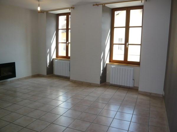 Rental apartment Cremieu 624€ CC - Picture 1