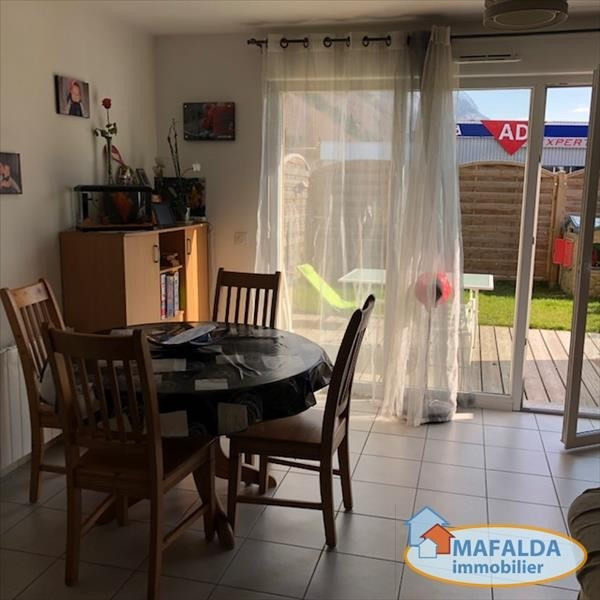 Vente appartement Magland 184 000€ - Photo 3