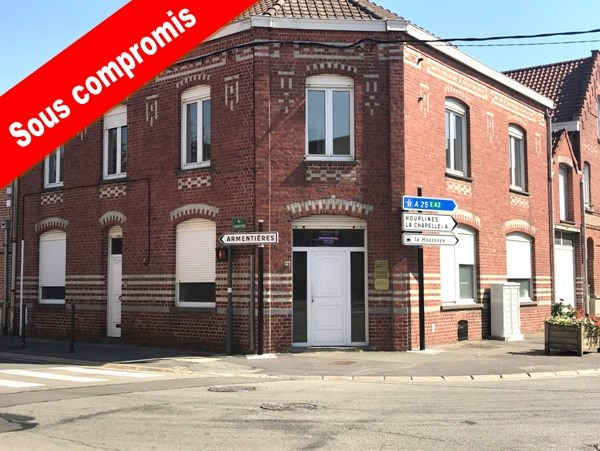 Sale building Bois grenier 219 000€ - Picture 1