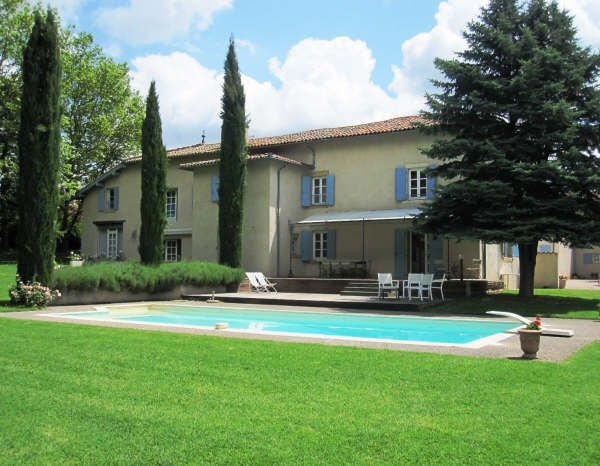 Deluxe sale house / villa Vienne 890 000€ - Picture 1