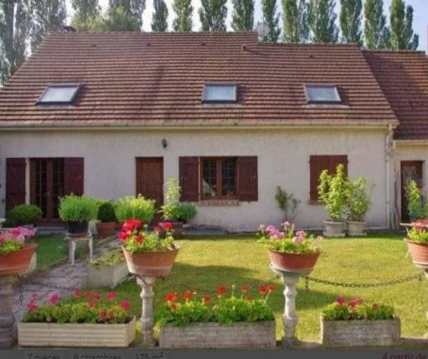 Sale house / villa Gouvieux 346 500€ - Picture 1