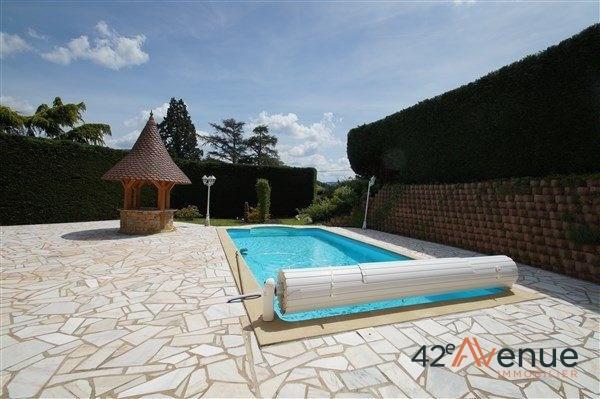 Venta  casa La tour-en-jarez 420000€ - Fotografía 3