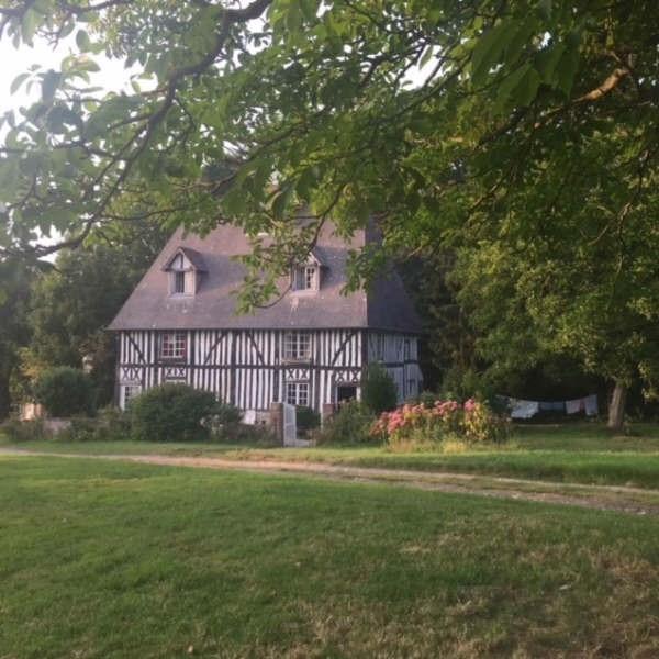 Deluxe sale house / villa Villers sur mer 980000€ - Picture 1