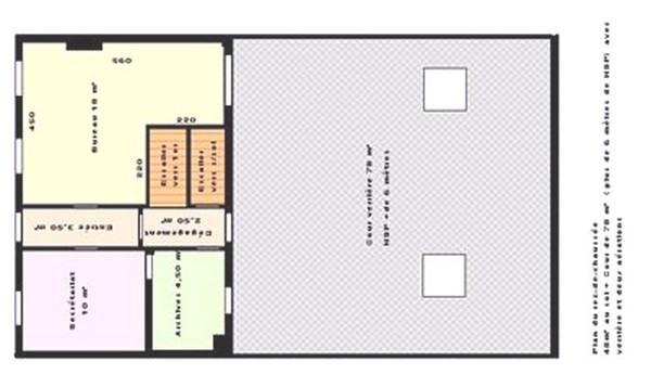 Revenda residencial de prestígio casa Puteaux/centre ville 1150000€ - Fotografia 2