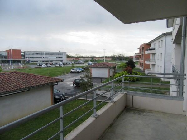 Location appartement La salvetat st gilles 482€ CC - Photo 3