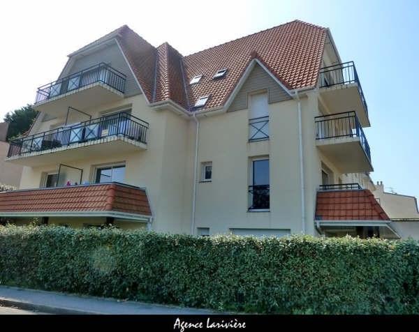 Rental apartment Wimereux 590€ CC - Picture 1