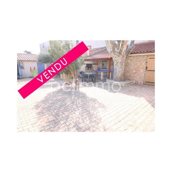 Sale house / villa Salon de provence 283500€ - Picture 1