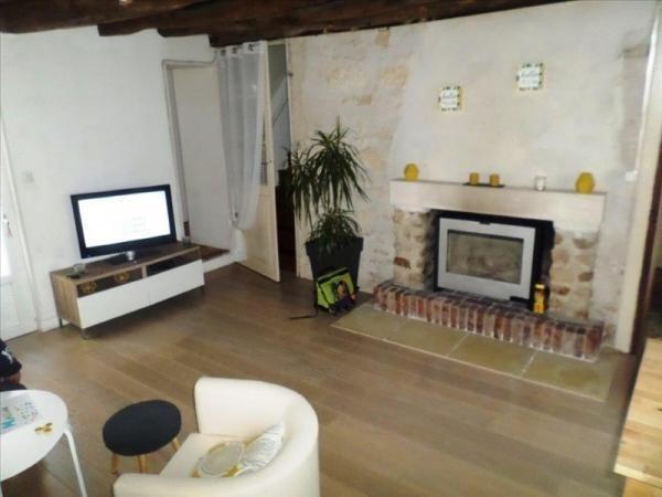 Vente maison / villa Civaux 102000€ - Photo 2