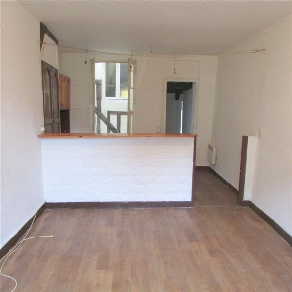Sale apartment Lisieux 63 500€ - Picture 2