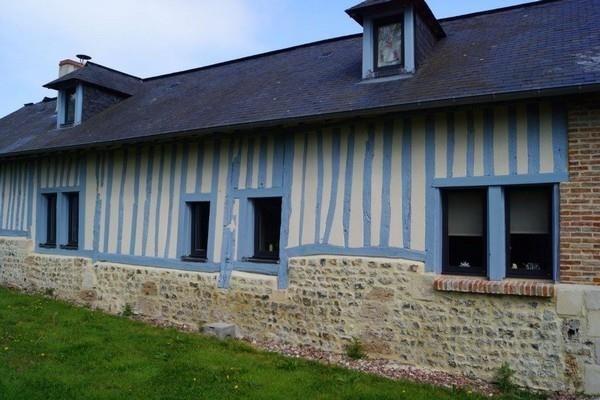 Deluxe sale house / villa Honfleur 598500€ - Picture 2