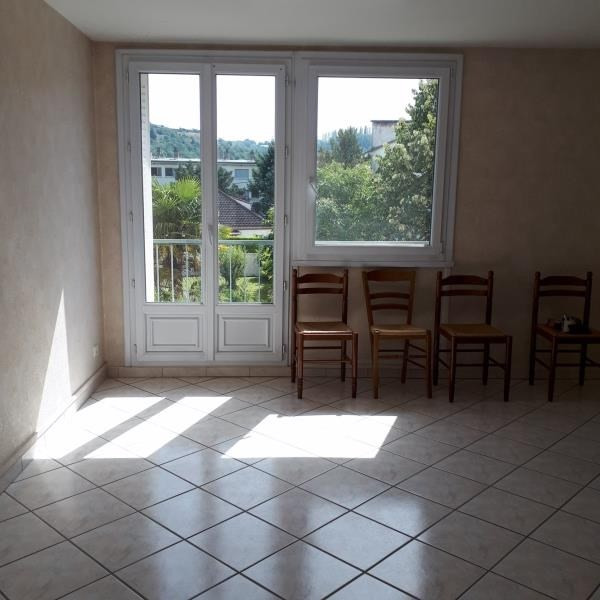 Sale apartment Vienne 119 000€ - Picture 1