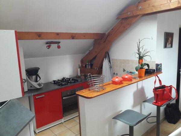 Rental apartment Cremieu 484€ CC - Picture 1