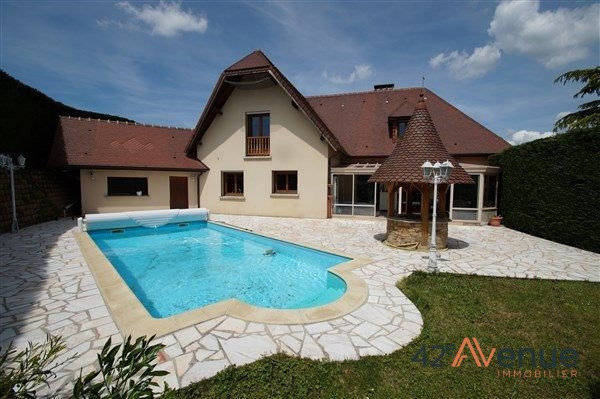 Venta  casa La tour-en-jarez 420000€ - Fotografía 1