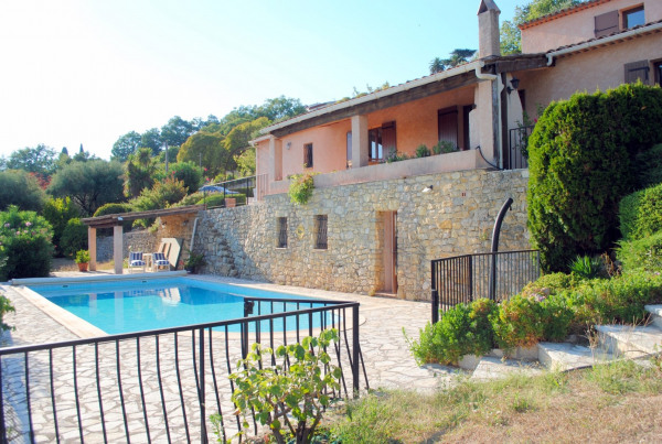 Property with view and near to village