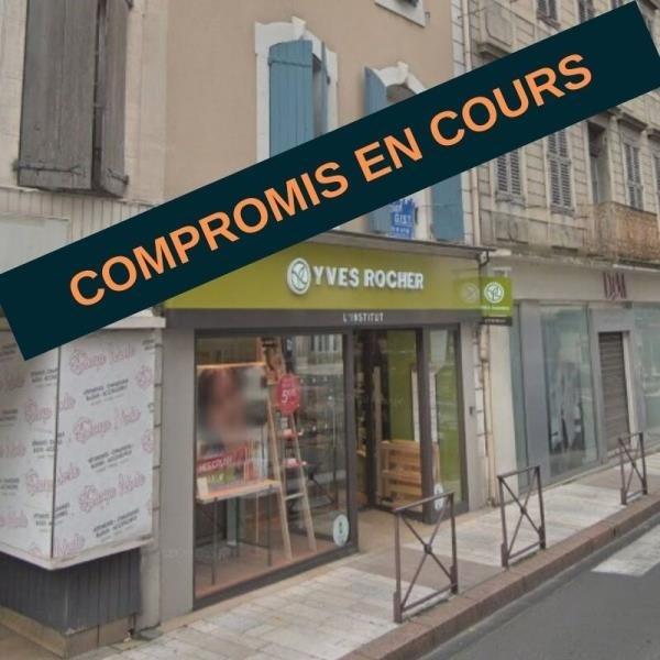 Sale building Mazamet 160000€ - Picture 1